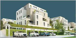 Laden von E-Fahrzeugen in Mehrfamilienhäusern