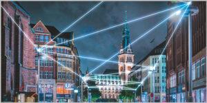 Automatische Steuerung der Straßenbeleuchtung