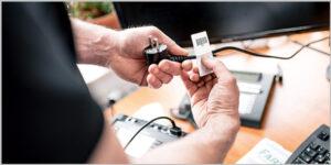 Überprüfung von Elektrogeräten nach der Reparatur