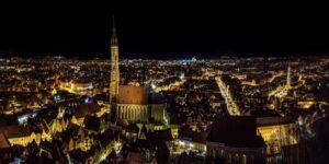 """LED-Beleuchtung für sensible Außenbereiche –  """"Gelbes Licht"""" als ökologisch vorteilhafte Lösung"""