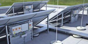 Blitz- und Überspannungsschutz für Photovoltaik-Anlagen