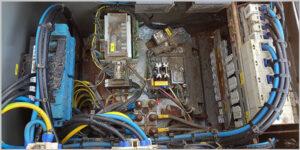 Eindringen von Nagetieren in Stromerzeuger